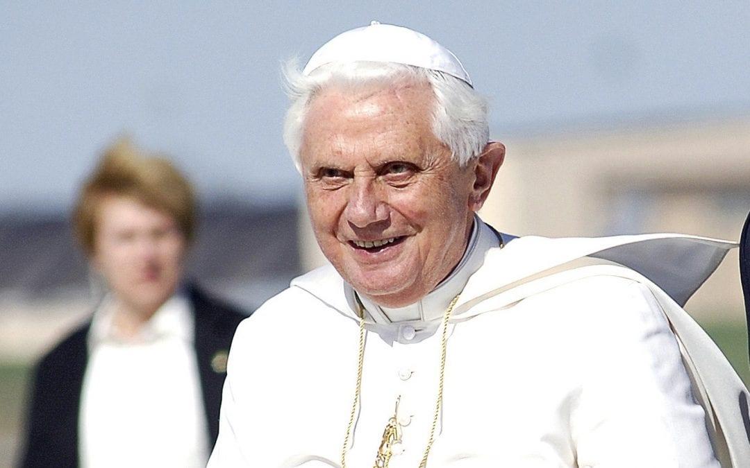 Episode 007 – Dr. Bulzacchelli on Ratzinger/Benedict XVI